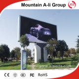 Écran polychrome extérieur d'affichage à LED de l'IMMERSION P10 en gros