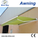 Toldo al aire libre retractable lleno eléctrico (B3200)