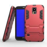 Аргументы за Samsung S5 задней стороны обложки сотового телефона