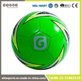 Form personifizierte Gummiblasen-Fußball-Kugel