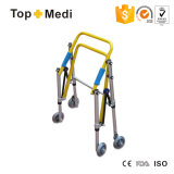 Wheels를 가진 Topmedi Children Foldable Aluminum Walking Aids