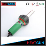 ウッディングのための230V 1600W PP、PE、PVC熱溶接ガン
