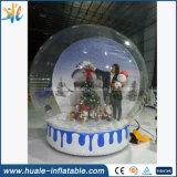 Bol van de Sneeuw van Kerstmis van de Prijs van de fabriek de Opblaasbare, de Opblaasbare Decoratie van de Bal van Kerstmis