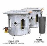 Forno di fusione elettrico di controllo del silicone per la fusione della fonderia del metallo