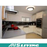 Mobilia degli armadi da cucina del pannello di particelle della melammina di stile di paese (AIS-K748)