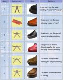 Xs0012 Industrial puntada de puntada máquina de coser superior de zapatos de mocasín