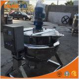 Электрическое отопление Jacketed чайник с Агитатор (50L -1000L)