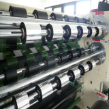 Taglierina e Rewinder per TTR (Thermal Transfer Ribbon)