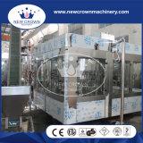Máquina de embotellado doble del agua del sistema del casquillo con el sistema de la purificación del aire