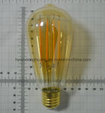 LED Filament Lamp St64 4W E27/B22