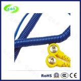 산업 PU 손전등 헤드 두 배 루프 ESD 손목 붕대 (EGS-502)