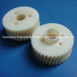 Изготовленный на заказ пластичные Nylon колесо шестерни/части