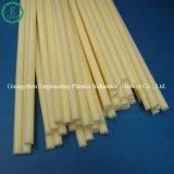 Barra redonda de nylon importada de la materia prima