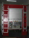Obturateur en aluminium de rouleau de véhicules d'incendie