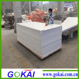 0.45g/cm3 White 1220*2440mm PVC Foam Sheet
