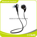 Bluetoothの無線ヘッドホーンを取り消す耳の騒音