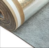 3mm Acoustic Natural Rubber Flooring Underlay con Overlap