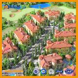 Modelo dos bens imobiliários/fatura do modelo/modelo arquitectónico da casa/todo o tipo da manufatura dos sinais/do modelo da personalização de /Architecture do projeto modelo da casa de campo