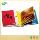 Impression de livre À couverture dure/dépliant/magasin d'impression offset avec le prix concurrentiel (CKT-NB-426)