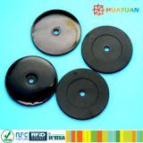 Etiqueta elegante de la frecuencia ultraelevada de la voz pasiva RFID H3 de la identificación del ABS para la cadena de suministro