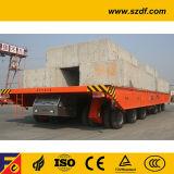 Acoplado hidráulico de la plataforma/transportador hidráulico de la plataforma (DCY320)