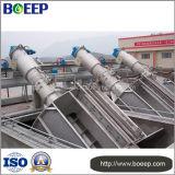 Los sólidos suspendidos filtraron la pantalla del tambor rotatorio en el tratamiento de aguas residuales