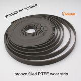 Gefüllter bronzierter PTFE Führungs-Streifen von der Fabrik