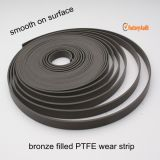Bande bronzée remplie de guide de PTFE d'usine