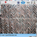 Staal Angle Bar, Ange Iron, Mild Steel Angle Piece met Standard ASTM, AISI, En, DIN, JIS, GB