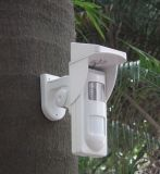 Sound와 Light Alert를 가진 옥외 태양 Powered Spot Alarm PIR Detector