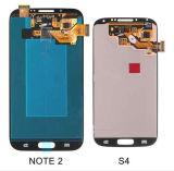 Samsungのノート5/ノート4のノート3 /Noteのための真新しいLCD 2つの携帯電話