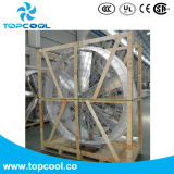 """da """" solução do esforço de calor do ventilador da explosão fibra de vidro 72 para o celeiro de leiteria"""