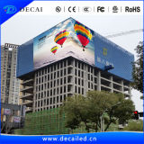 Advertizing를 위한 가득 차있는 Color Outdoor LED Display Screen