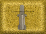 鍛造材の鉄道の付属品の鉄道付属品のトレインの付属品