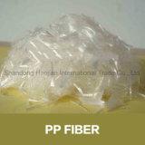 Pp.-Faser-Aufbau-Grad-Material-Polypropylen Fibra