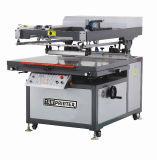 Вкосую тип плоская Semi-Автоматическая печатная машина рукоятки Tmp-6090 экрана