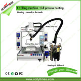 Máquina de rellenar líquida de E/máquina de rellenar automática/máquina de rellenar del cigarrillo electrónico