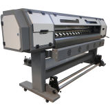 printer Eco van het Document van Foto Twee van 1.8m Dx7 de Hoofd Binnen Oplosbare
