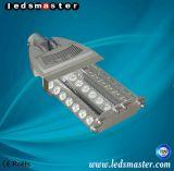 Réverbère économiseur d'énergie d'IP66 150W DEL, compatible avec le système solaire