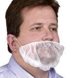 처분할 수 있는 PP 비 길쌈된 수염 가면 PP 짠것이 아닌 수염 덮개