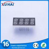 Gute Qualität 0.56 bewegt 7 Segment LED-Bildschirmanzeige kundenspezifische LED-Bildschirmanzeige Schritt für Schritt fort