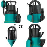 jardim Submersible Pump de 400W Plastic com Float Switch para a agua potável