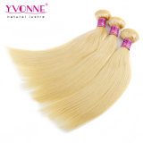 Weave человеческих волос Peruvian цвета 613 верхнего качества