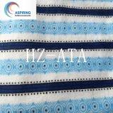 Tessuto della flanella stampato cotone normale del commercio all'ingrosso 100%