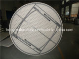 200cm Plastic Folding Round Table per Restaurant Use