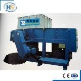 Máquina plástica de dos ejes de la desfibradora de la buena calidad