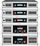 AudioVersterker van de Macht van de Apparatuur van DJ van de PA van de Spreker van het Systeem van de Serie van de Lijn van de karaoke de Correcte Professionele
