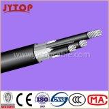 Xhhw-2 cabo de alumínio, cabo da isolação de XLPE