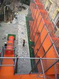 Игра спортивной площадки моста веревочки занятности 2016 малышей декоративная напольная