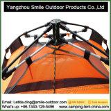 Preiswert automatische Familien-kampierendes Regenschirm-Zelt oben knallen